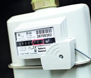 Gaszähler, Gerätemanagement, Webshop