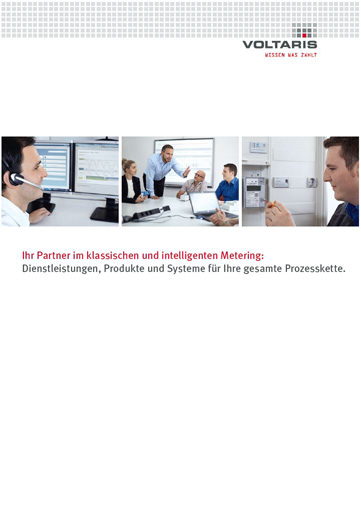 Der Experte für Messstellenbetrieb, Datenmanagement und Gateway-Administration
