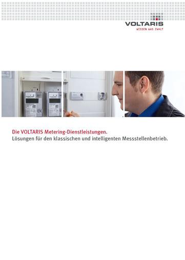 Alle Leistungen im klassischen und intelligenten Metering: Zählerbeschaffung, Gerätemanagement, eigene Prüfstellen
