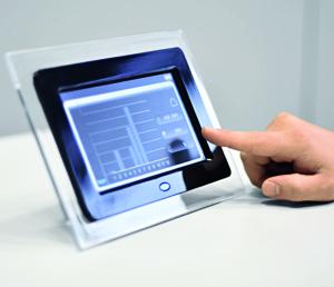 Visualisierungs- und Display Software TruDI