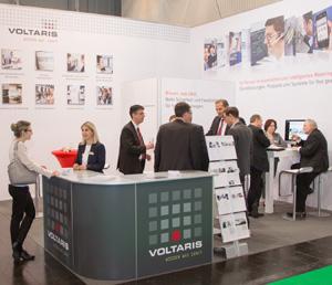 VOLTARIS auf der E-world 2018: Mehrwertlösungen mit dem intelligenten Messsystem