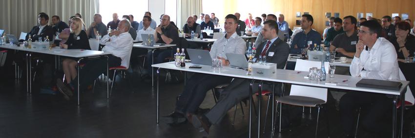 Die Anwendergemeinschaft Messsystem diskutiert Themen des intelligenten Messwesens