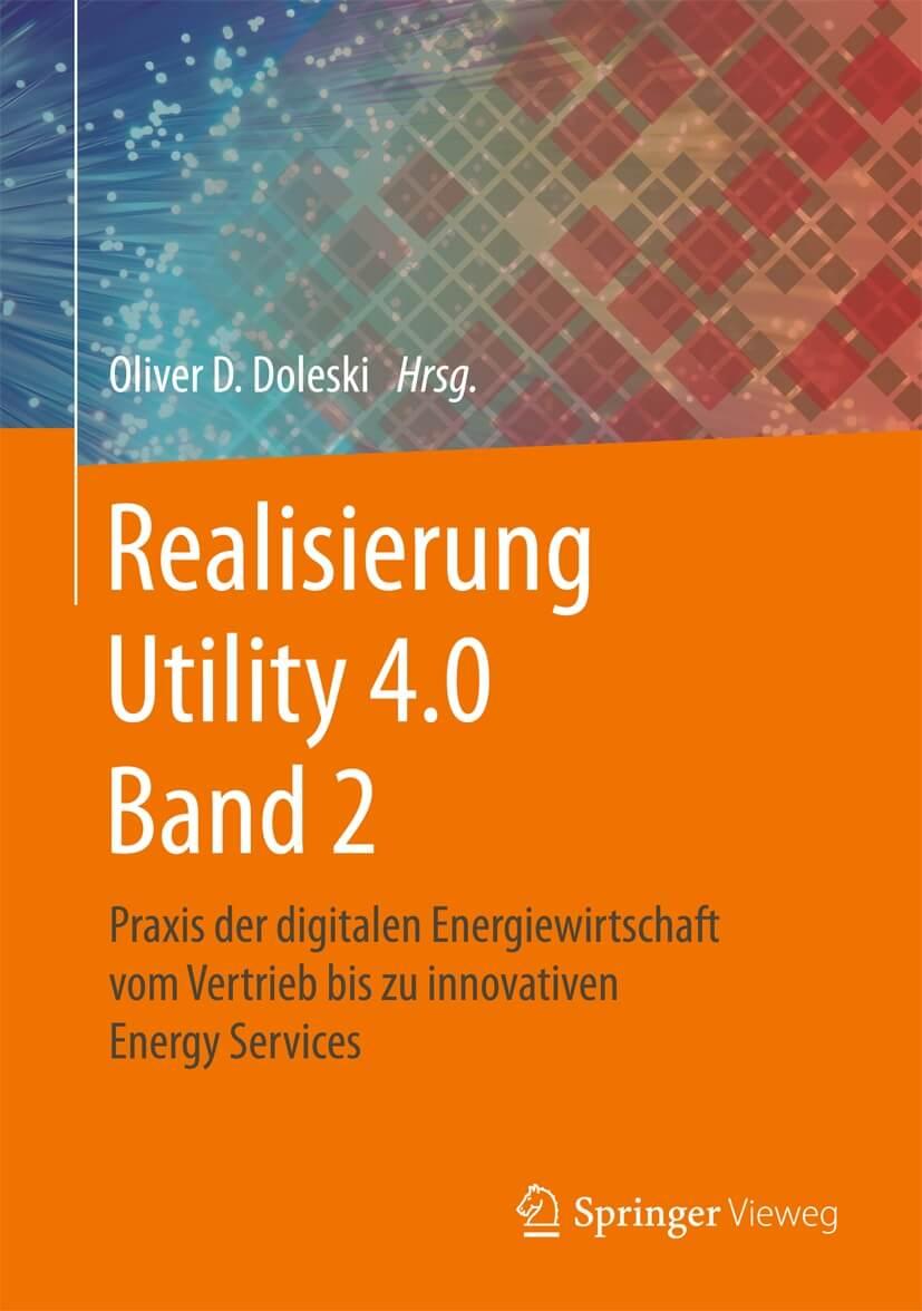 """Springer Buch - Digitale Energiewirtschaft - """"VOLTARIS-Beitrag Intelligente Messsysteme im Smart Grid"""""""