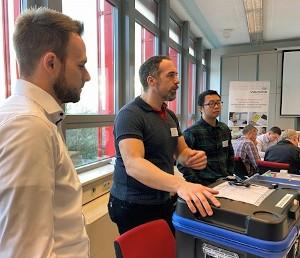 VOLTARIS - Workshop für Smart Meter Projektleiter
