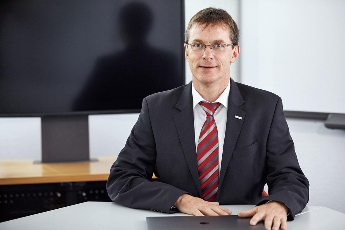 Frank Wolf - VOLTARIS GmbH - klassisches und intelligentes Messwesen