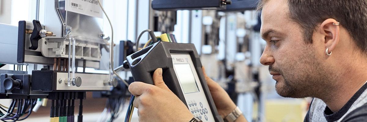 Messstellenbetrieb für Filialisten und Industrie - RLM- VOLTARIS GmbH